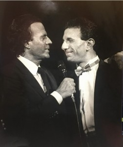 Dave with Julio Iglesias final cut