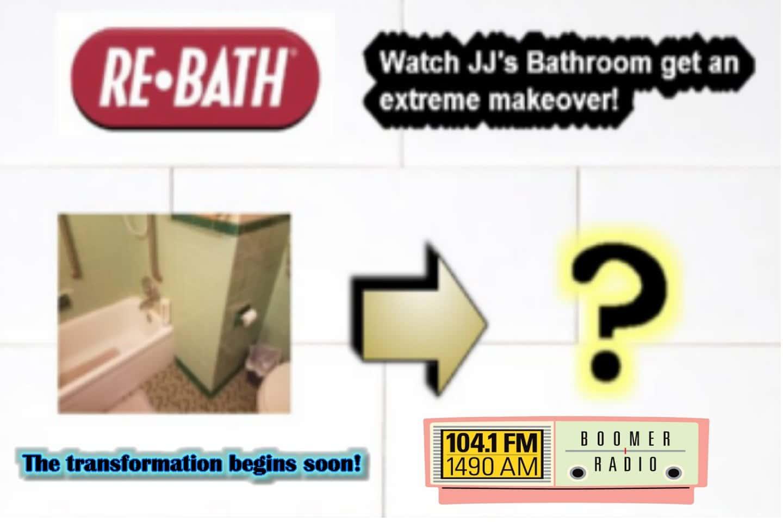 JJ's Re-Bath Journey