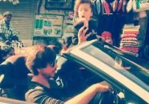 Shah-Rukh-Khan-takes-AbRam-on-a-convertible-car-ride-1