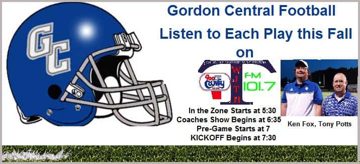 Gordon Central New Header