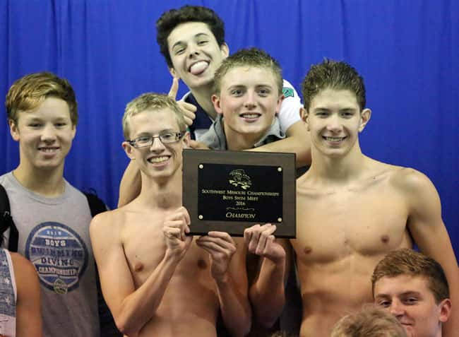 glendale swim championship