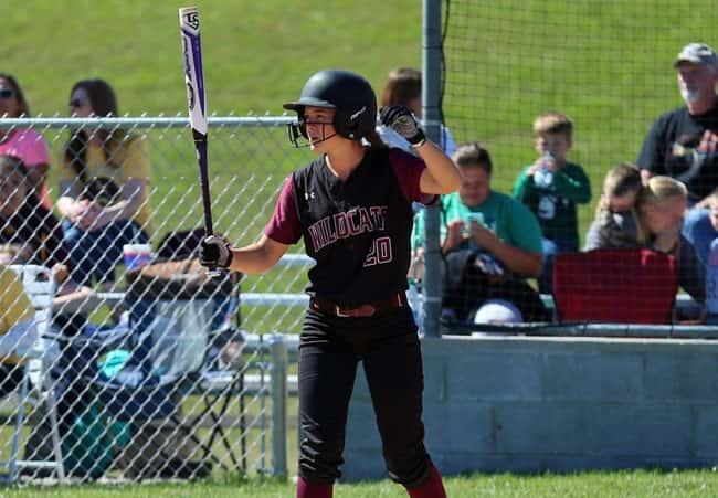 hailey brown rogersville softball 11.7.16