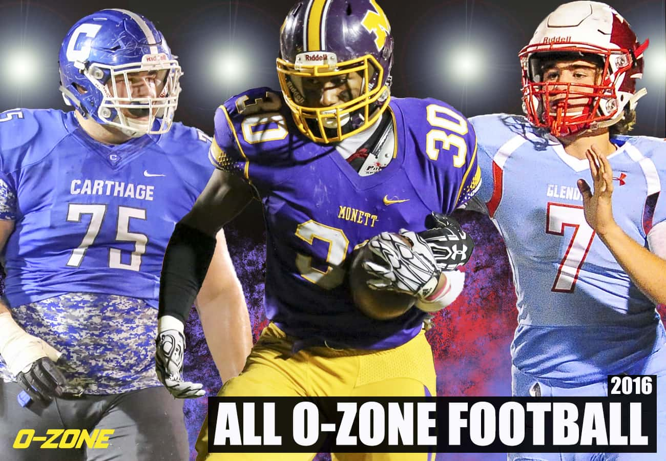 16.12.3 2016 ALL O-ZONE FOOTBALL