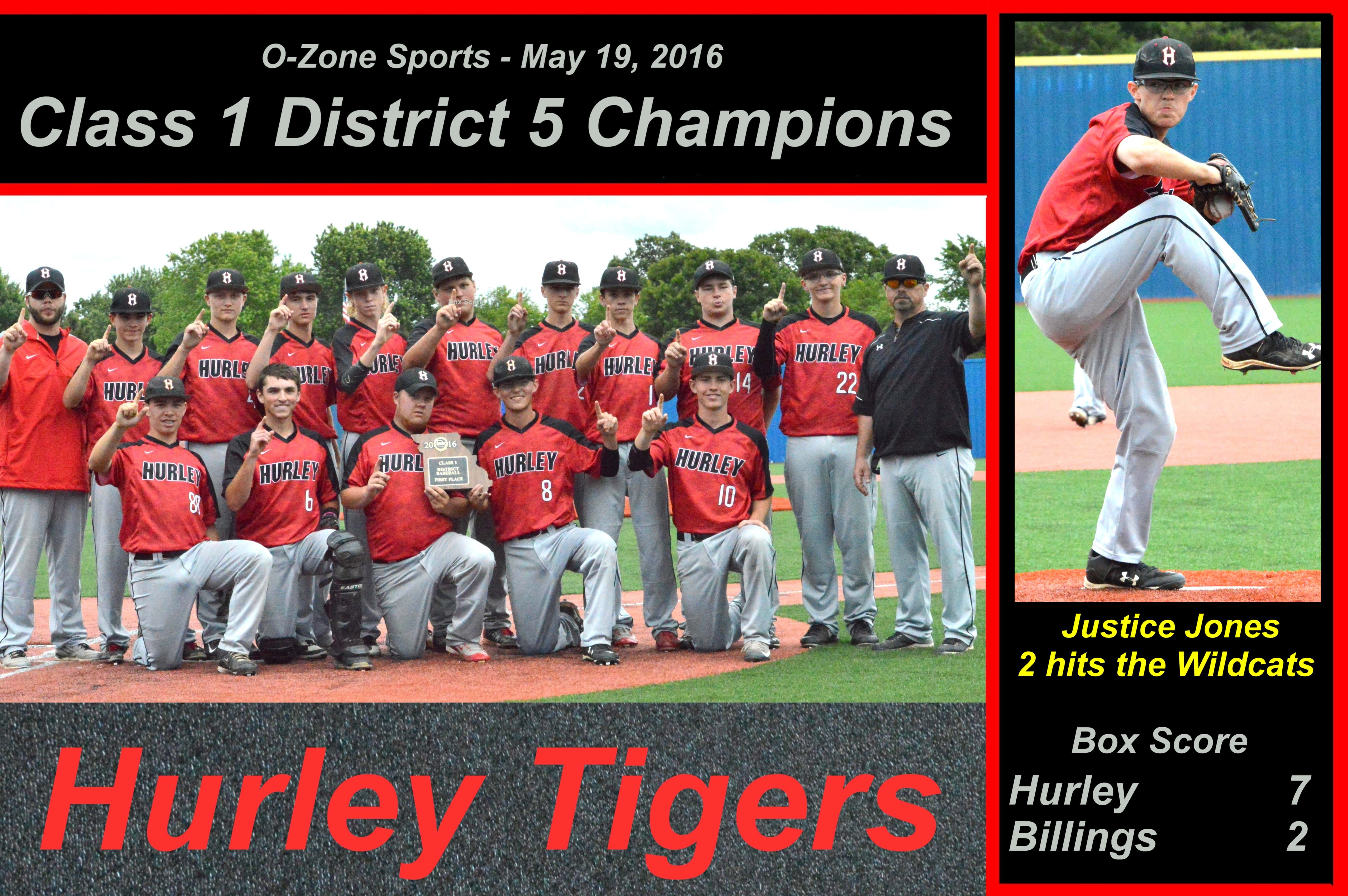Hurley C1D5 Champions