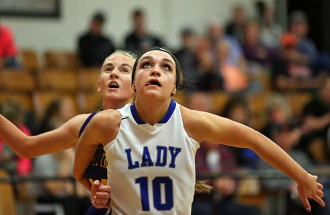 hartville girls basketball 12.22.16