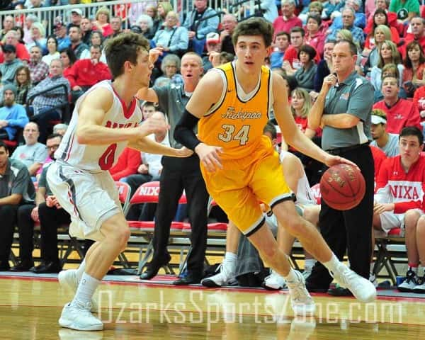 Kickapoo vs Nixa BB 08