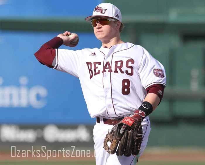 Bears Baseball Meyer