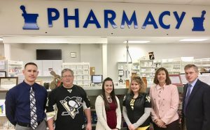 Marianne Pharmacy Donates $25,000 For YMCA Project