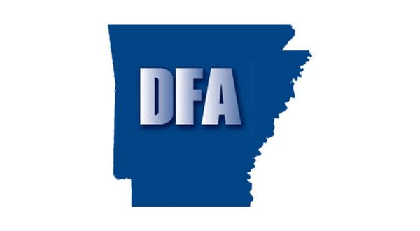 Finance And Administration Arkansas Department Of Autos Post