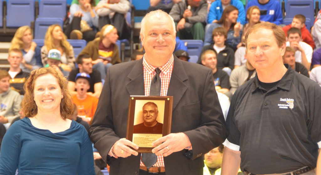 Jeff Duffy inducted to Hall of Shrine