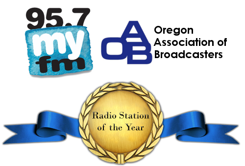 OAB Honors 95.7 My FM as Best In State