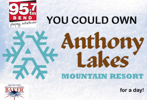 OWN Anthony Lakes For a Day!