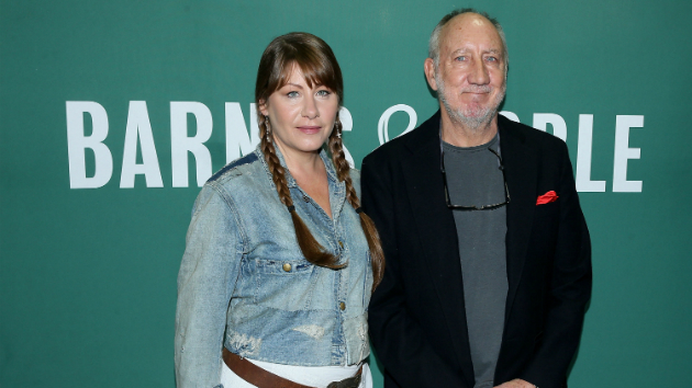 "Watch The Who's Pete Townshend and his wife working on the new musical production ""The Seeker"""