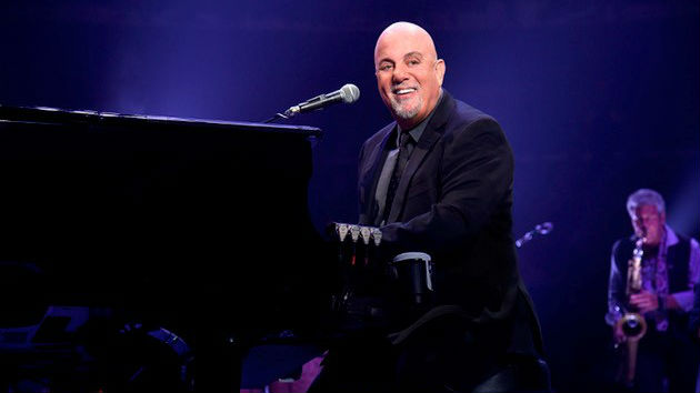 Billy Joel to host $5,000-per-ticket fundraiser for his pal, New York Gov. Andrew Cuomo