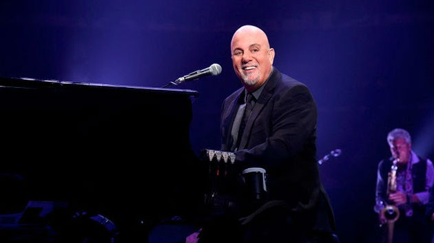 Bruce Springsteen joins Billy Joel on stage for his milestone 100th performance at MSG