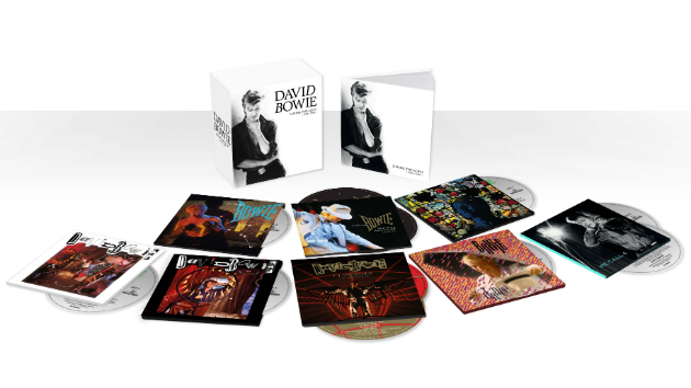 New David Bowie box set, Loving the Alien, focuses on rock legend's mid-to-late-1980s period