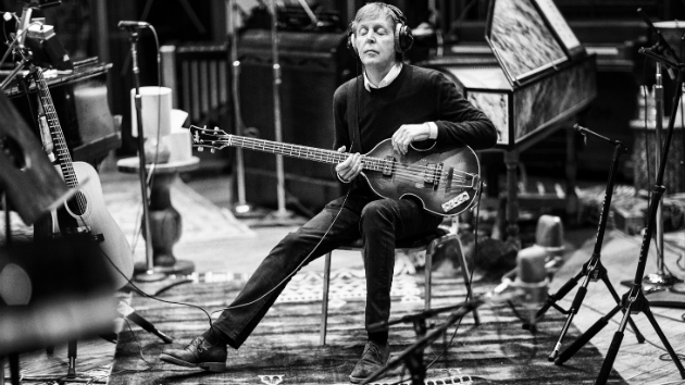 Paul McCartney participating in Liverpool Q&A event this week that will be streamed via Facebook