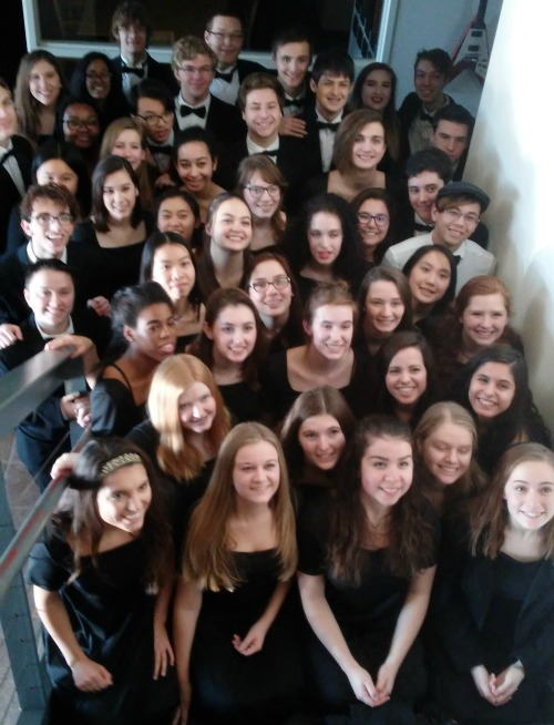 Memorial Concert Choir 2016