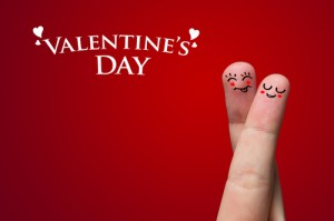 valentine fingers crossed