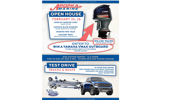 Apopka Marine Open House
