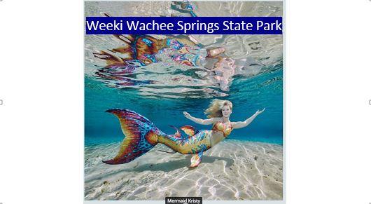 Weeki Wachee Springs State Park