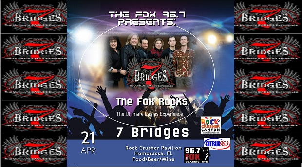 7 Bridges ~ The Ultimate EAGLES Experience