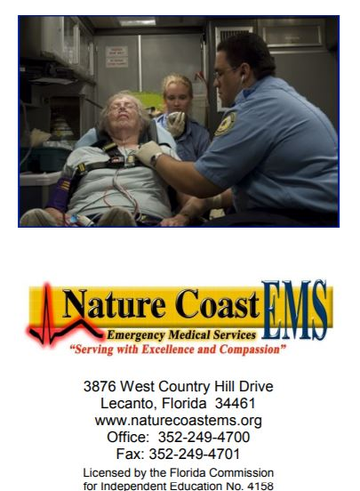 Registration Open for EMT and Paramedic Classes   96.7 The Fox