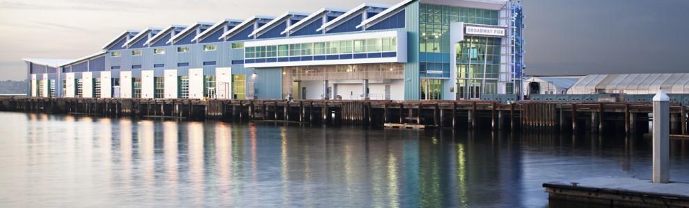 broadway pier