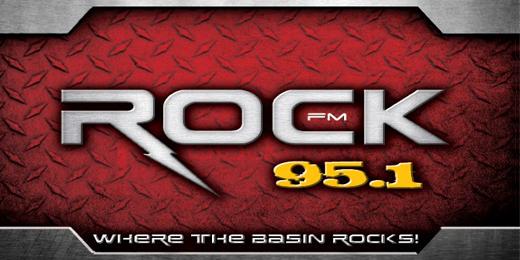 Rock 951 png logo