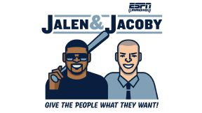 Jalen and Jacoby logo