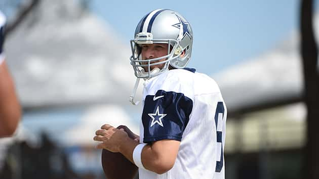 Former Dallas Cowboys QB Tony Romo signs with CBS Sports