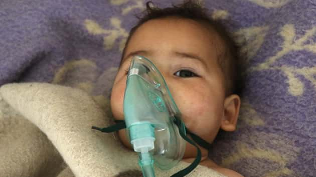 Donald Trump Calls Syria Chemical Attack An 'Affront To Humanity'