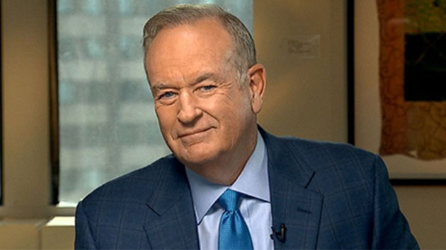 Bill O'Reilly cut from Fox News