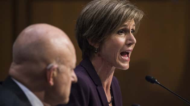 White House cites rumor, innuendo in criticizing Sally Yates