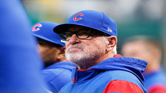 Joe Maddon cites