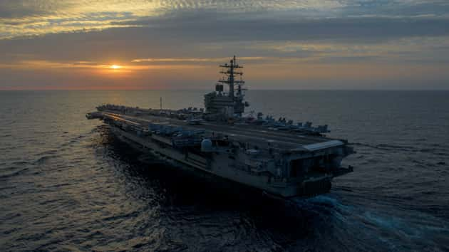 MSDF planning joint exercise with USS Ronald Reagan