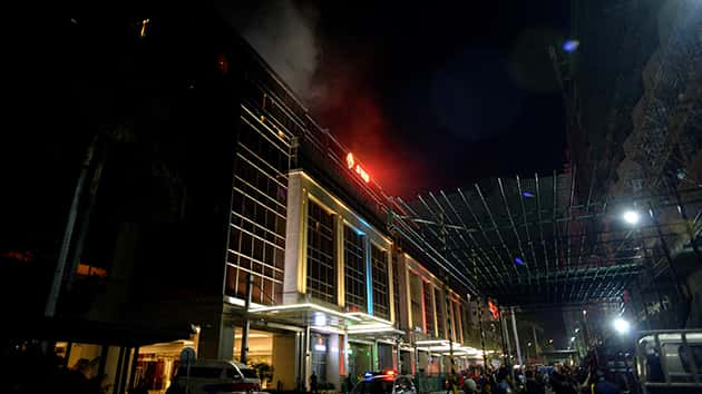 Manila casino attack: Islamic State claims responsibility of the botched robbery attempt