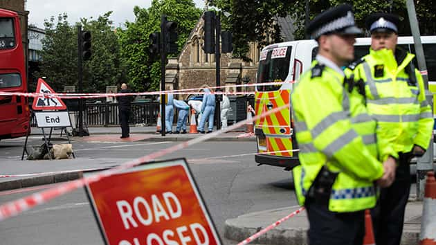 'They're stabbing everyone': Eyewitness accounts of London attack