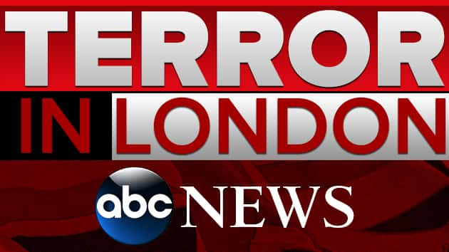 Dramatic footage released showing deadly London attacks