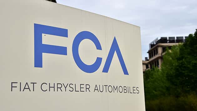 Morning Hot Watch List: Fiat Chrysler Automobiles NV (NYSE:FCAU)