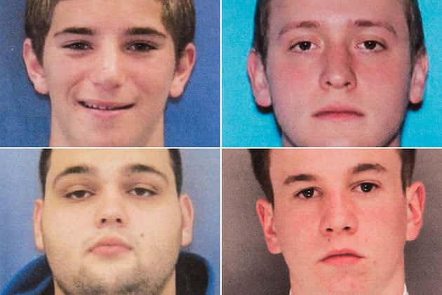 Second suspect charged in missing men murders, abusing corpse
