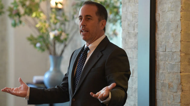 Jerry Seinfeld is highest-paid comedian in the world