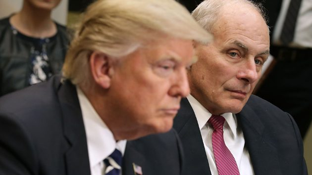 Trump replaces Reince Priebus with Gen. John Kelly as chief of staff