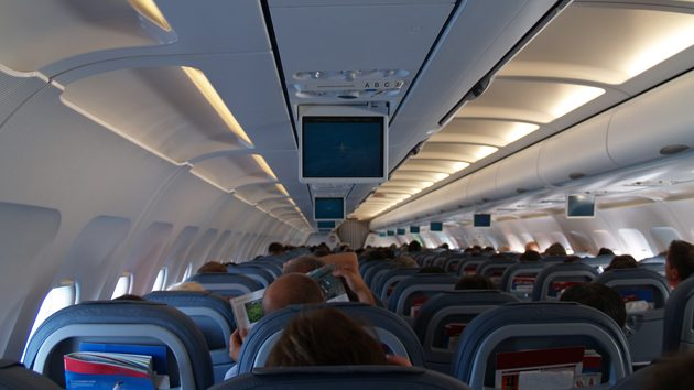 Airlines bumping fewer passengers