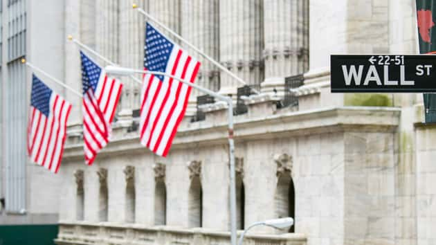 US Stocks Rise After Volatile Week