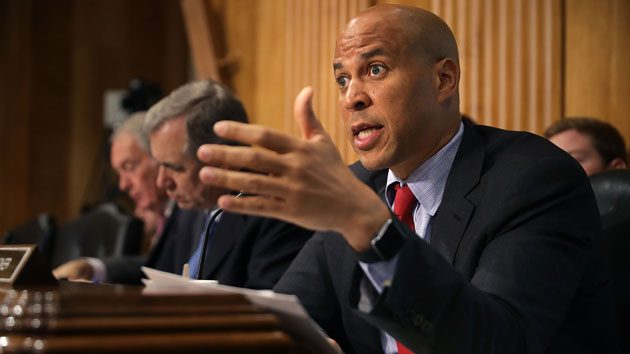 Sen. Cory Booker To Submit Bill To Remove Confederate Statues from Capitol