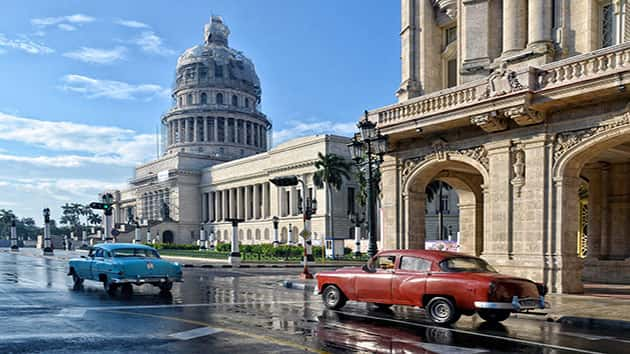 Diplomats in Cuba suffer brain injuries