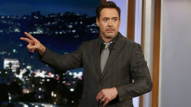 Robert Downey Jr. is not asking his fans for money