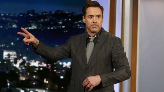 Robert Downey Jr warns fans about online scams