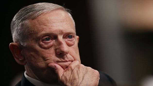 US Def Secy James Mattis Likely To Visit India In Late Sept